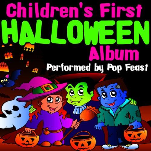 Children's First Halloween Album by Pop Feast