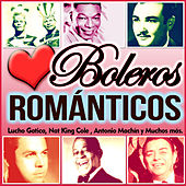 Play & Download Boleros Románticos by Various Artists | Napster