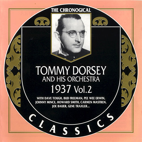 Play & Download 1937 Vol.2 by Tommy Dorsey | Napster