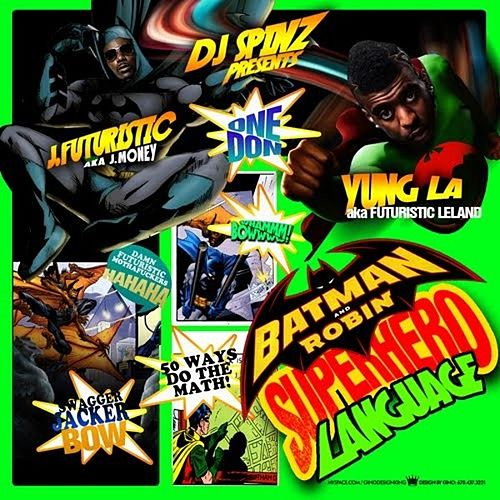 Play & Download Batman and Robin (Superhero Language) by Yung LA | Napster
