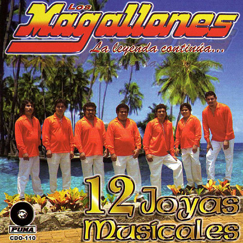 Play & Download 12 Joyas Musicales by Los Magallones | Napster