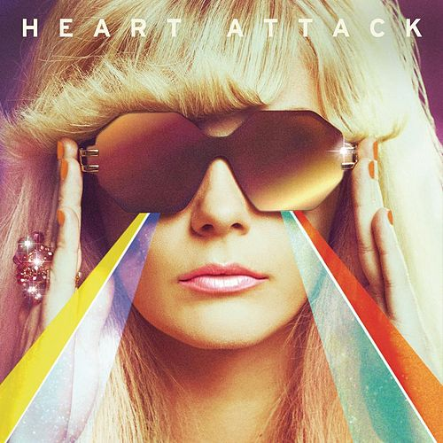 Play & Download Heart Attack by The Asteroids Galaxy Tour | Napster