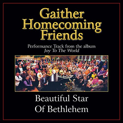 Beautiful Star of Bethlehem Performance Tracks by Various Artists