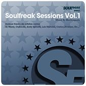 Soulfreak Sessions, Vol.1 (Mixed By Monteagudo) by Various Artists
