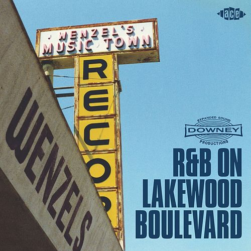 R&B On Lakewood Boulevard by Various Artists