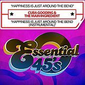 Happiness Is Just Around The Bend / Happiness Is Just Around The Bend (Instrumental) [Digital 45] by Cuba Gooding