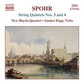 Play & Download Spohr: String Quintets Nos. 3 and 4 by Sandor Papp | Napster
