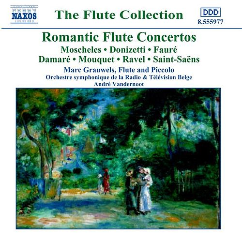 Play & Download Flute Concertos (Romantic) by Marc Grauwels | Napster