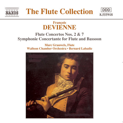 Play & Download Devienne: Flute Concertos by Marc Grauwels | Napster