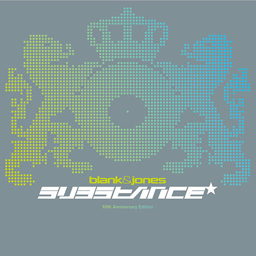 Blank and Jones - Substance (10th Anniversary Edition) (2012)