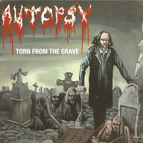 Torn from the Grave by Autopsy
