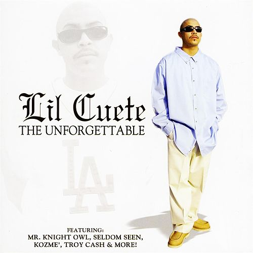 Play & Download Unforgettable by Lil Cuete | Napster