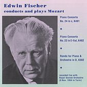 Edwin Fischer plays Mozart (1954) by Edwin Fischer