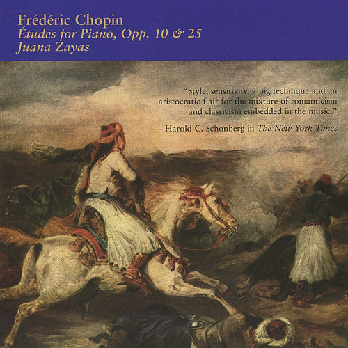 Play & Download Chopin: Etudes, Opp. 10 & 25 (1983) by Juana Zayas | Napster