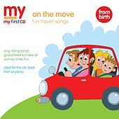 My First CD - On The Move by Kidzone