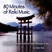 80 Minutes of Reiki Music (Asian Flutes & Tibetan Bowls for Reiki, Massage & Spa) de Reiki Tribe