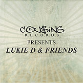 Play & Download Cousins Records Presents Lukie D & Friends by Various Artists | Napster