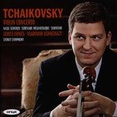 Tchaikovsky: Violin Concerto by James Ehnes