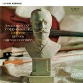 Play & Download Tchaikovsky: Violin Concerto in D, Op. 35 by Jascha Heifetz | Napster