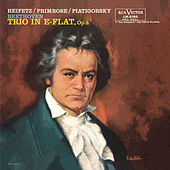 Play & Download Beethoven: Trio, Op. 3, in E-Flat, by Jascha Heifetz | Napster