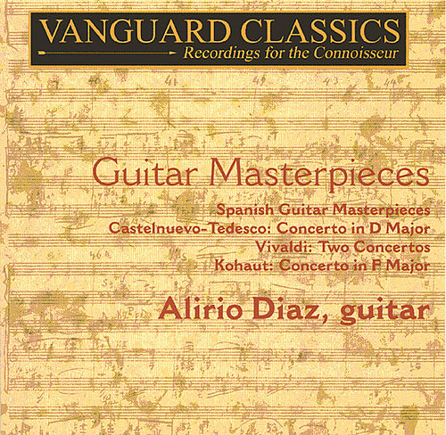 Play & Download Guitar Masterpieces by Alirio Diaz | Napster