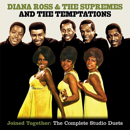 Joined Together: The Complete Studio Duets by The Temptations