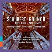 Schubert: Messe G-Dur - Gounod: Cäcilienmesse by Various Artists
