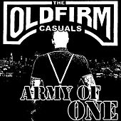 Play & Download Army of One EP by The Old Firm Casuals | Napster