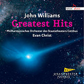 Play & Download John Williams Greatest Hits by Evan Christ | Napster