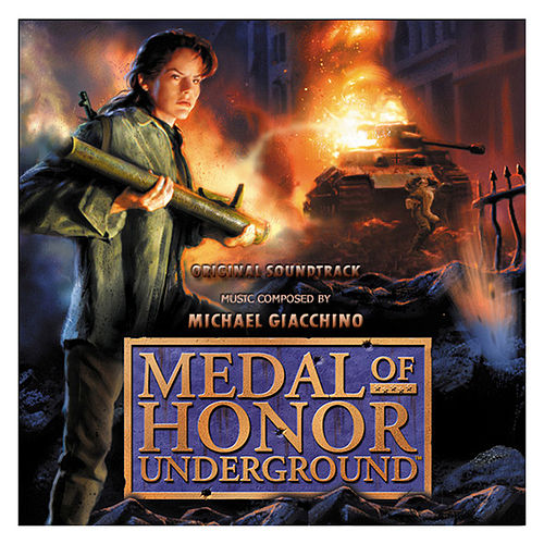 Play & Download Medal Of Honor: Underground by EA Games Soundtrack | Napster