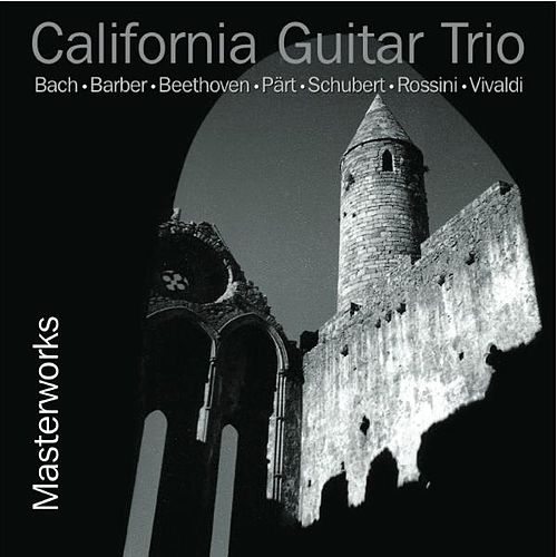 Masterworks by California Guitar Trio