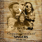 Reggae Greatest Singers Vol 5 von Various Artists