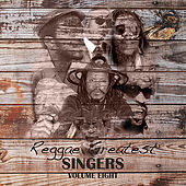 Reggae Greatest Singers Vol 8 by Various Artists