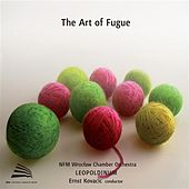 The Art of Fugue by Ernst Kovacic