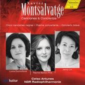 Montsalvatge: Canciones & Conciertos by Various Artists