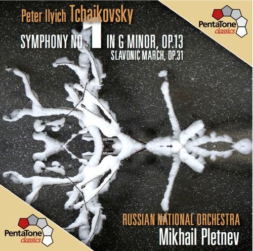 Play & Download Tchaikovsky: Symphony No. 1 - Marche Slave by Mikhail Pletnev | Napster