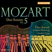 Mozart: Duo Sonatas, Vol. 5 by Duo Amade