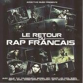 Le retour du rap français de Various Artists