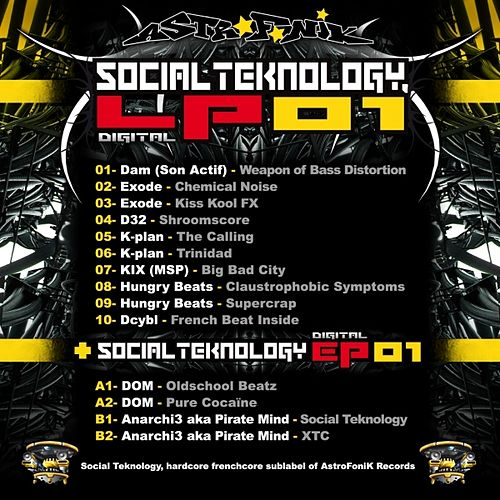 Play & Download Social Teknology LP 01 by Various Artists | Napster