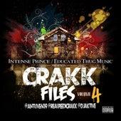 Play & Download Crakk Files Vol. 4 by Peedi Crakk | Napster