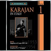 Play & Download Karajan in Italy, Vol. 1 by Various Artists | Napster