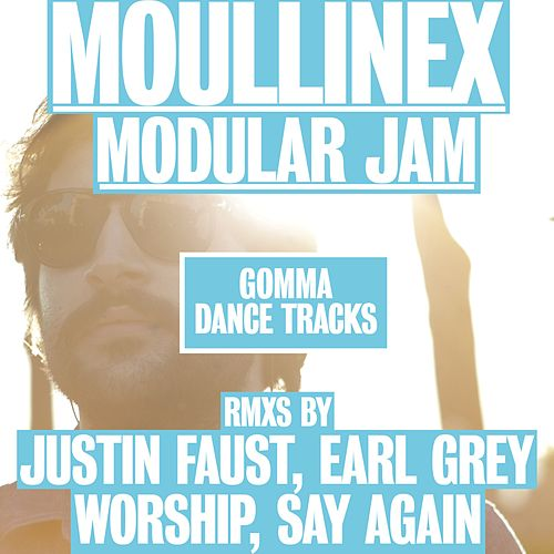 Modular Jam Remixes by Moullinex