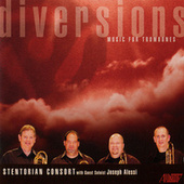 Play & Download Diversions (Music for Trombone) by Various Artists | Napster