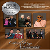 Serie Platino  Estrellas Del Vallenato by Various Artists