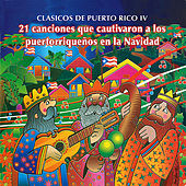 Clasicos de Puerto Rico, Vol. 4 by Various Artists