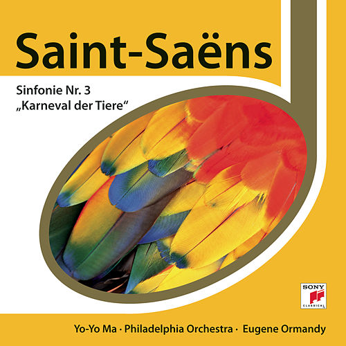 Saint-Saens: Sinfonie Nr.3, Karneval der Tiere by Various Artists