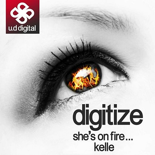 Play & Download She's On Fire by Kelle | Napster