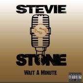 Wait A Minute (Explicit) by Stevie Stone