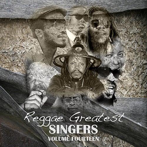 Reggae Greatest Singers Vol 14 by Various Artists