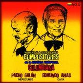 Homenaje a Los Grandes Compositores de la Música Tropical Colombiana Volume 5 by Pacho Galán